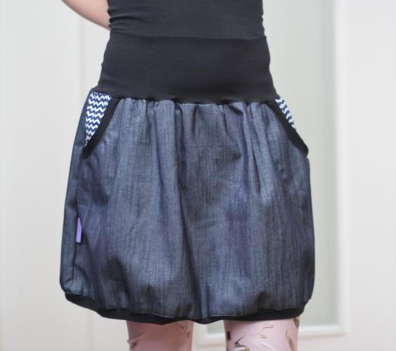 sukně Jeans